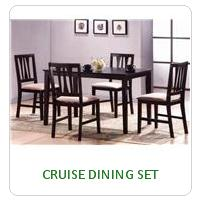 CRUISE DINING SET